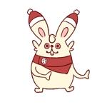 nozumiさんのうさぎ又はひつじのキャラクターデザインへの提案