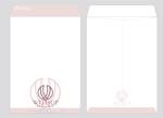 itsumi1218さんの女性社長コンサルティング会社のシンプルで誠実感のある角2、窓無し洋0封筒デザイン(ロゴあり)への提案