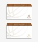 87g_secondさんの女性社長コンサルティング会社のシンプルで誠実感のある角2、窓無し洋0封筒デザイン(ロゴあり)への提案