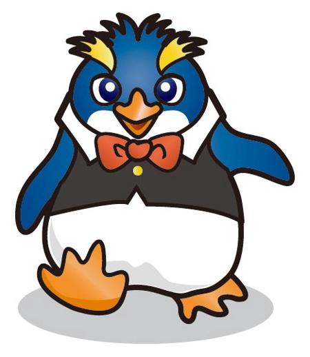 ペンギン キャラクター ホゴちゃんとサラちゃんのお部屋へようこそ!|きっずるーむ