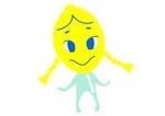 negogunさんのレモン(檸檬)のキャラクターデザイン への提案