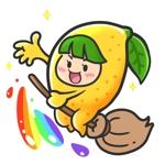 chocopさんのレモン(檸檬)のキャラクターデザイン への提案