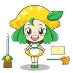 ichi_mineさんのレモン(檸檬)のキャラクターデザイン への提案