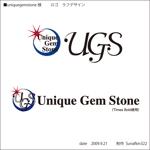 sunafkin322さんの世界中の天然石を扱うショップのロゴ制作依頼への提案