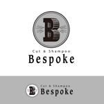 geeraさんのヘアーサロン『Bespoke』のロゴへの提案