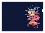 Design-Takeさんの椿の花を使ったクリアファイルのデザイン依頼への提案
