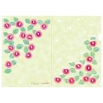 aoiwoaさんの椿の花を使ったクリアファイルのデザイン依頼への提案