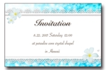 yuko-ngtさんの挙式の招待状のデザインへの提案