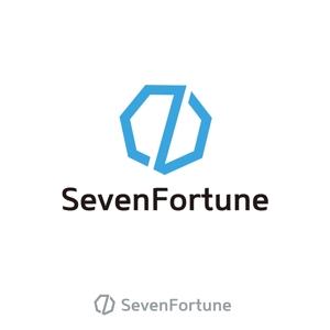 edesign213さんのセブンイレブン運営会社「セブンフォーチュン」のロゴへの提案