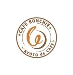 Caramelさんのカフェインレスコーヒーショップ「カフェぼんちぃ」のロゴへの提案