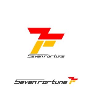 bara-a24さんのセブンイレブン運営会社「セブンフォーチュン」のロゴへの提案