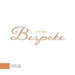 izawaizawaさんのヘアーサロン『Bespoke』のロゴへの提案