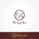 pumpdesignさんのヘアーサロン『Bespoke』のロゴへの提案