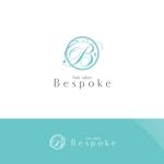 Nyankichi_comさんのヘアーサロン『Bespoke』のロゴへの提案