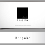 design-baseさんのヘアーサロン『Bespoke』のロゴへの提案