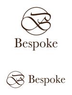 waami01さんのヘアーサロン『Bespoke』のロゴへの提案