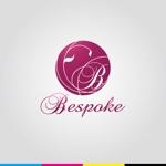 iwwDESIGNさんのヘアーサロン『Bespoke』のロゴへの提案
