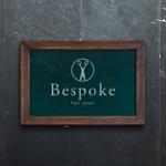 quadrille_2さんのヘアーサロン『Bespoke』のロゴへの提案