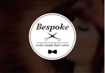 yyt9さんのヘアーサロン『Bespoke』のロゴへの提案