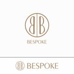 enj19さんのヘアーサロン『Bespoke』のロゴへの提案