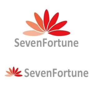 george_hさんのセブンイレブン運営会社「セブンフォーチュン」のロゴへの提案