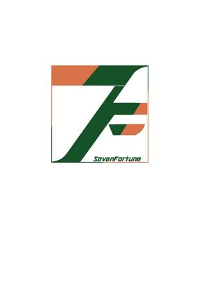 harachan6さんのセブンイレブン運営会社「セブンフォーチュン」のロゴへの提案