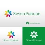 aoomae1588さんのセブンイレブン運営会社「セブンフォーチュン」のロゴへの提案