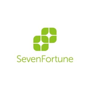 skyblueさんのセブンイレブン運営会社「セブンフォーチュン」のロゴへの提案