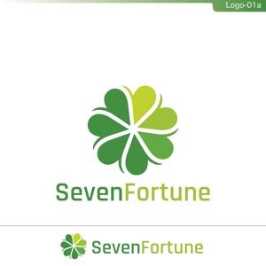 fs8156さんのセブンイレブン運営会社「セブンフォーチュン」のロゴへの提案