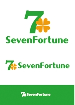 ttsoulさんのセブンイレブン運営会社「セブンフォーチュン」のロゴへの提案