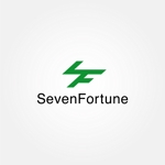 tanaka10さんのセブンイレブン運営会社「セブンフォーチュン」のロゴへの提案