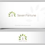 design-baseさんのセブンイレブン運営会社「セブンフォーチュン」のロゴへの提案
