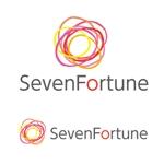 ST_designさんのセブンイレブン運営会社「セブンフォーチュン」のロゴへの提案