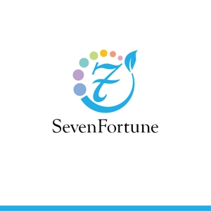 AmberDESIGNさんのセブンイレブン運営会社「セブンフォーチュン」のロゴへの提案
