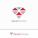 enj19さんのセブンイレブン運営会社「セブンフォーチュン」のロゴへの提案