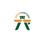pongoloidさんのセブンイレブン運営会社「セブンフォーチュン」のロゴへの提案