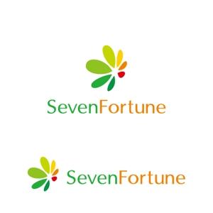 kinryuzanさんのセブンイレブン運営会社「セブンフォーチュン」のロゴへの提案