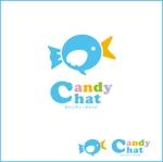 SNSアプリ「Candy Chat」(キャンディーチャット)のロゴ&アイコンへの提案