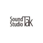 音楽リハーサルスタジオ「Sound Studio Tak」のロゴへの提案