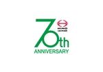 lotoさんの広島日野自動車株式会社の70周年記念ロゴ作成への提案