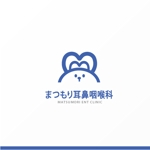 Jellyさんの新規開業「耳鼻咽喉科クリニック」のロゴへの提案