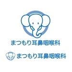 zianoさんの新規開業「耳鼻咽喉科クリニック」のロゴへの提案