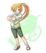 高齢者施設の萌え美少女キャラクター『ほしのちゃん』への提案