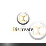 KONCTIAさんの音楽分野でのベンチャー起業、ディスクリエイト株式会社のロゴ作成への提案
