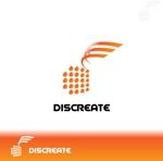 easelさんの音楽分野でのベンチャー起業、ディスクリエイト株式会社のロゴ作成への提案