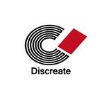 solographicsさんの音楽分野でのベンチャー起業、ディスクリエイト株式会社のロゴ作成への提案