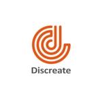handrideさんの音楽分野でのベンチャー起業、ディスクリエイト株式会社のロゴ作成への提案