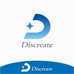 drkigawaさんの音楽分野でのベンチャー起業、ディスクリエイト株式会社のロゴ作成への提案