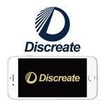 j-designさんの音楽分野でのベンチャー起業、ディスクリエイト株式会社のロゴ作成への提案