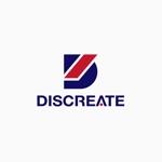 chapterzenさんの音楽分野でのベンチャー起業、ディスクリエイト株式会社のロゴ作成への提案